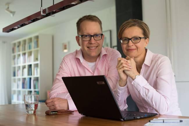 Martin Fischer und Johanna Fischer