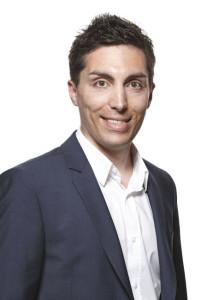 "Autor Massimo Bognanni vom ""Handelsblatt"""