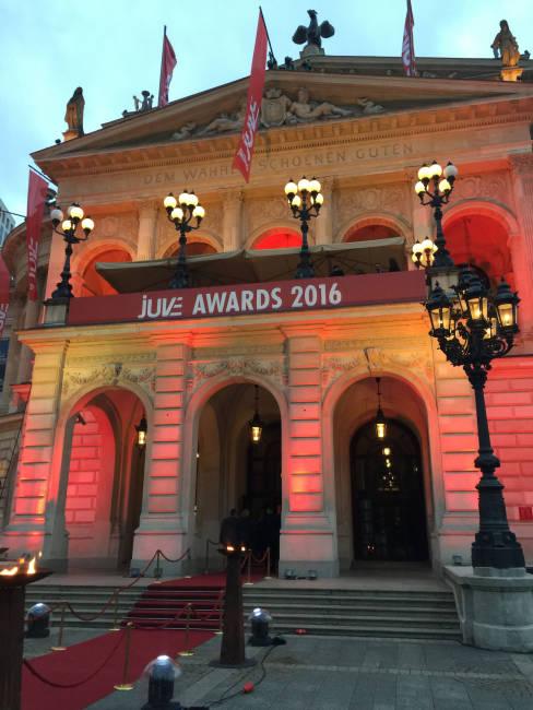 """Juve""-Awards 2016: Alte Oper Frankfurt (Foto: Ute Jasper)"