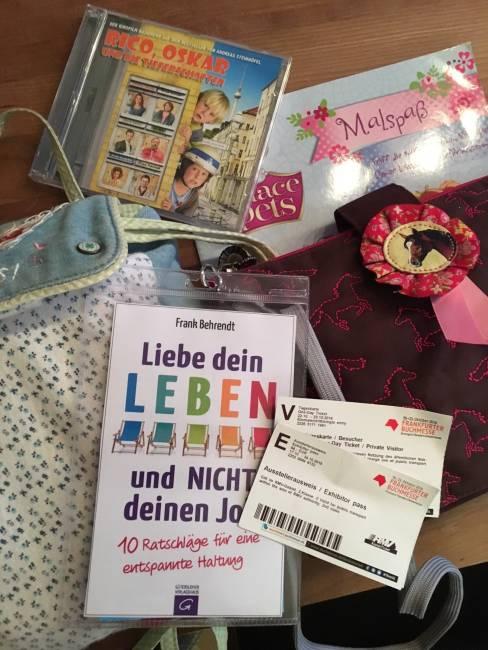 Buchmesse Behrendt