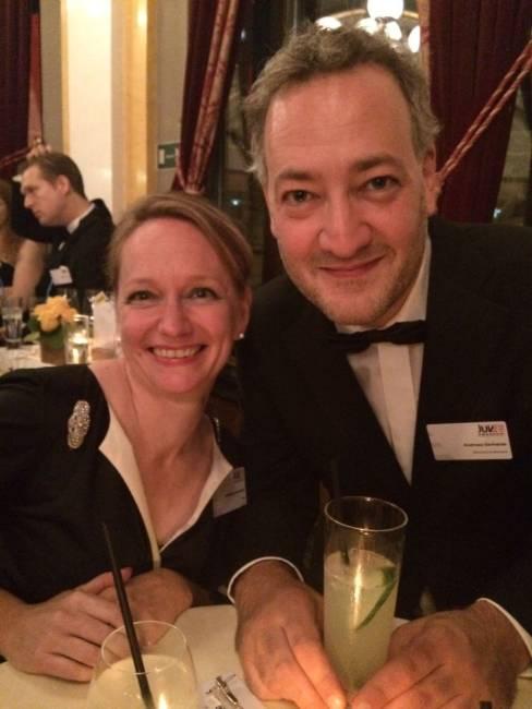 """Juve""-Awards 2016: Friederike Hartmann, Raue, und Andreas Gerhards, Simmons & Simmons"