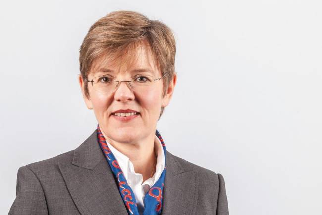 Christel Gade, Professorin an der Internationalen Hochschule Bad Honnef