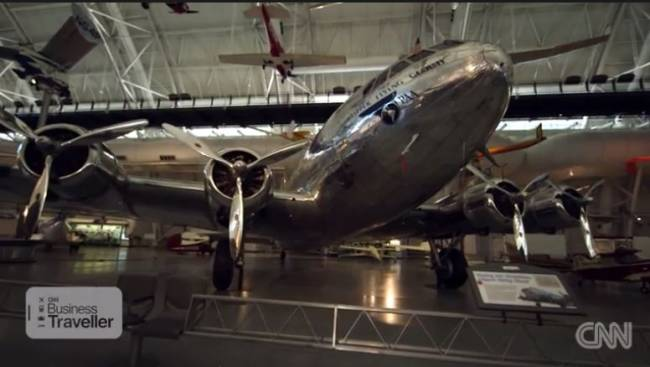 Die Boeing 307 revolutionierte das Fliegen in den 30er-Jahren (Foto: CNN aktuell)