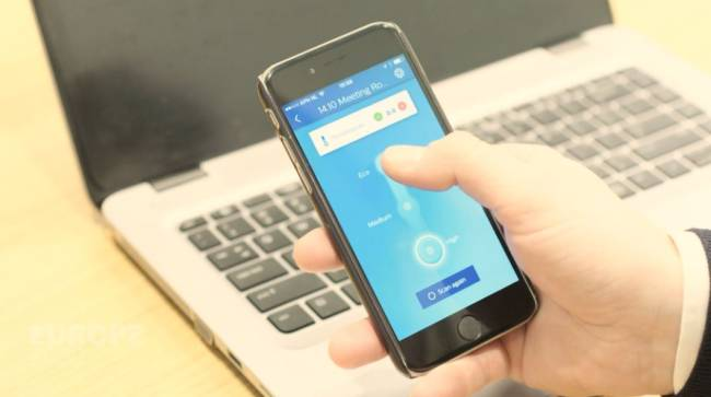 Edge-App (Foto: CNN International)