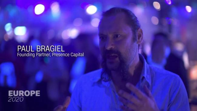 Investor und Experte Paul Bragiel (Foto: CNN International)