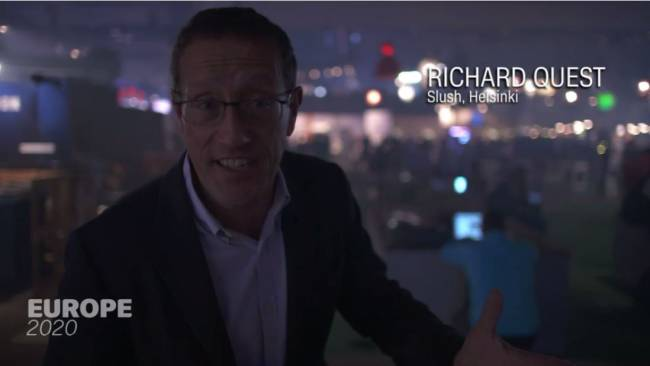 Richard Quest (Foto: CNN International)