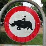 Bundesjugendspiele verbieten? Ich bin gegen ein Verbot. Übers Nashornreiten können wir reden.